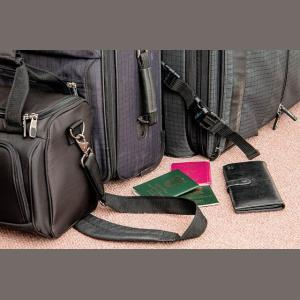 Duffle bag as carry-on luggage