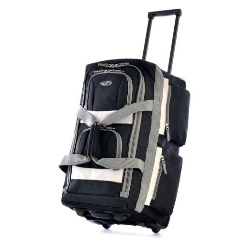 c4c98bc11f6 Rolling Duffle Bag vs Suitcase - Comparison