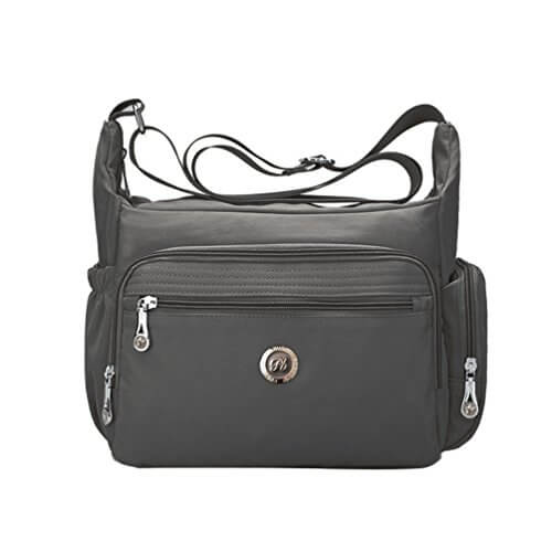 b4015ba414e4d Leather Organizer Purse With Built In Wallet | Crossbody Handbags With Built  In Wallet